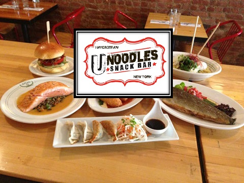 Unoodles Snack Bar, Haverstraw NY