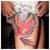 Red Elephant Tattoo