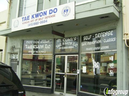 St Clair's Taekwondo - San Francisco, CA