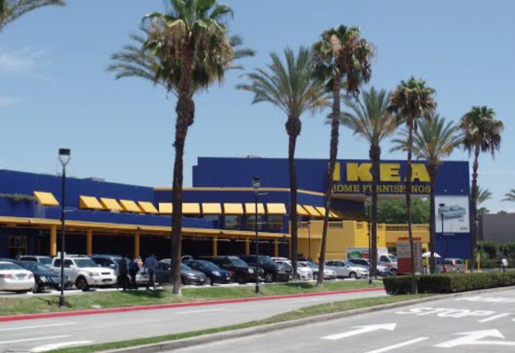 Ikea burbank ca 91502 for Ikea burbank california