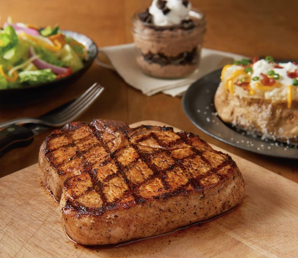 Outback Steakhouse, Manchester CT