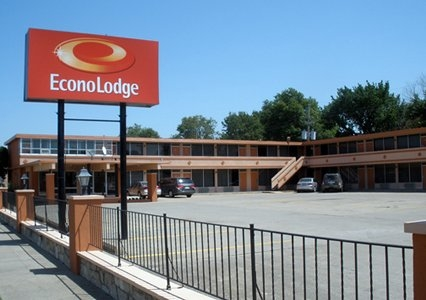 Econo Lodge, Winfield KS