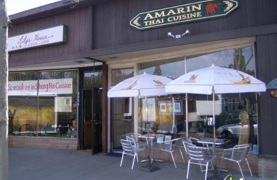 Amarin Thai Cuisine - Lafayette, CA