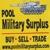 Pool Military Surplus