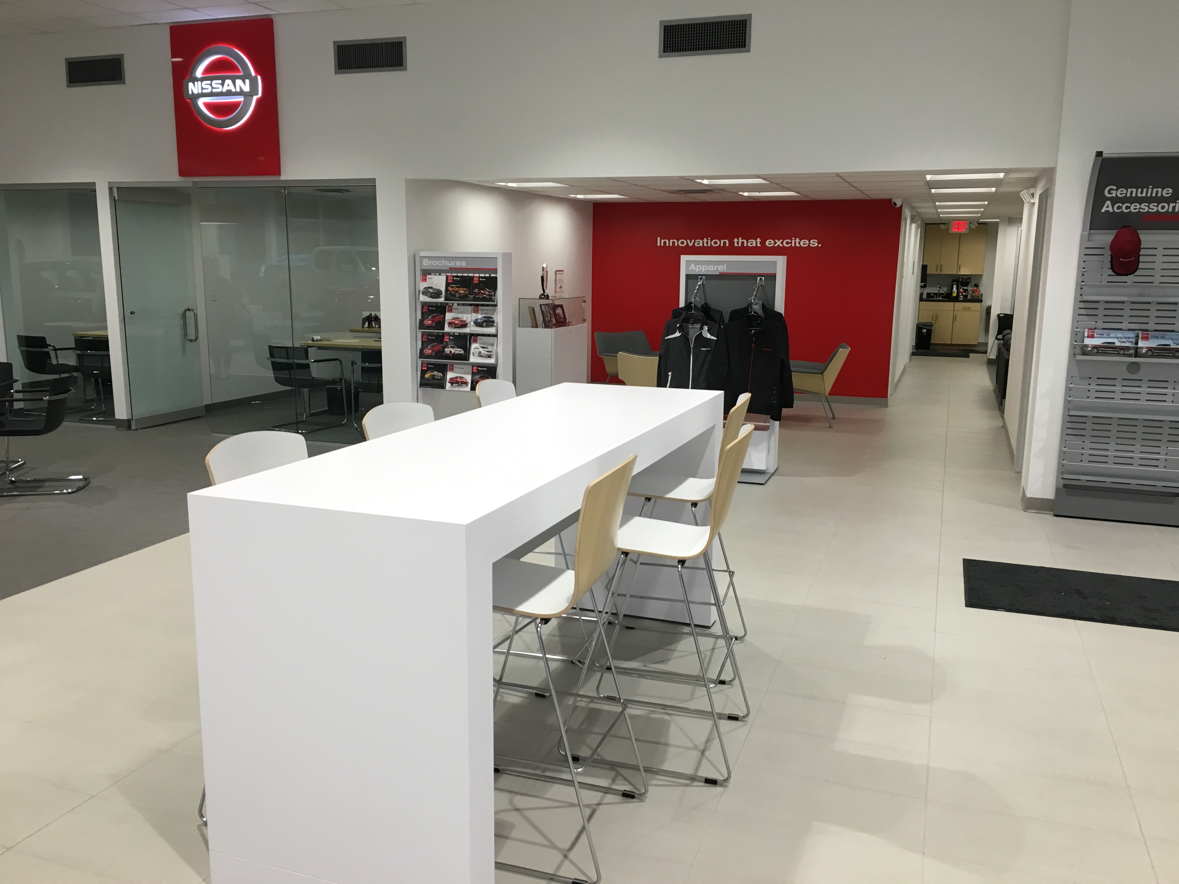 Simmons Nissan, Mount Airy NC