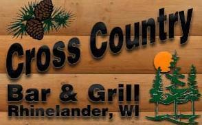 Cross Country Bar & Grill, Rhinelander WI