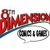 8th Dimension Comics & Games
