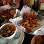 Six Feet Under Pub & Fish House - Atlanta, GA. Fries and more