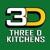 Three D Kitchens
