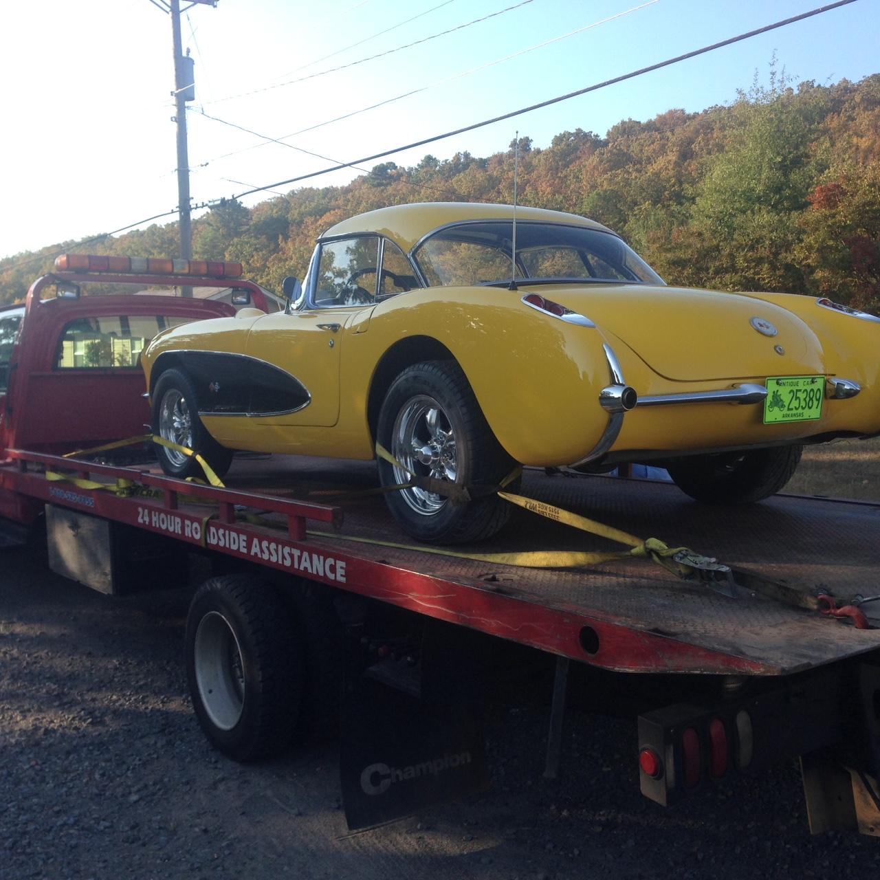 Blue Hill Wrecker Amp Towing North Little Rock Ar 72118