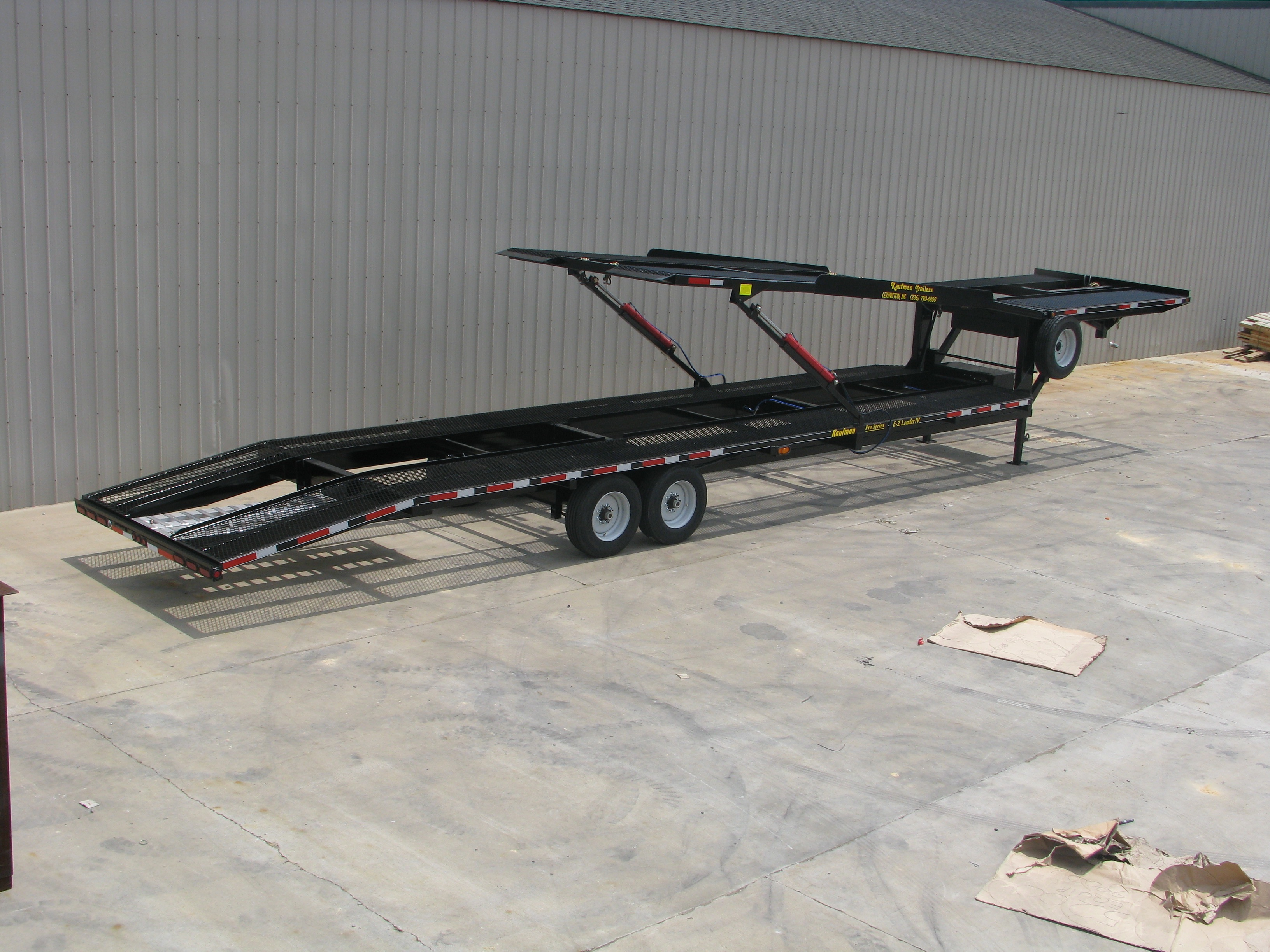 Kaufman Trailers Inc, Lexington NC