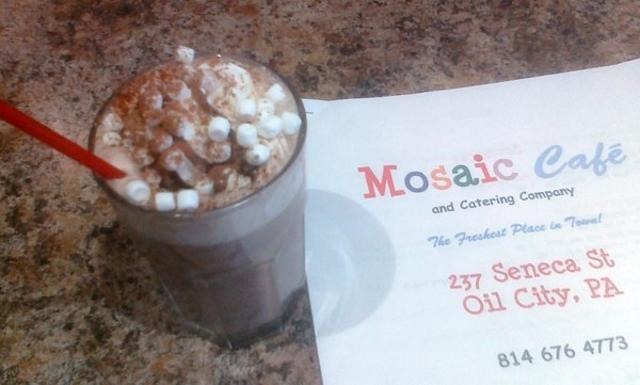 Mosaic Cafe & Catering Co, Oil City PA
