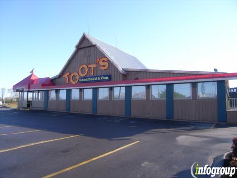 Toot's Restaurant, Murfreesboro TN