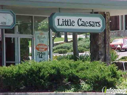 Little Caesars Pizza, Redwood City CA
