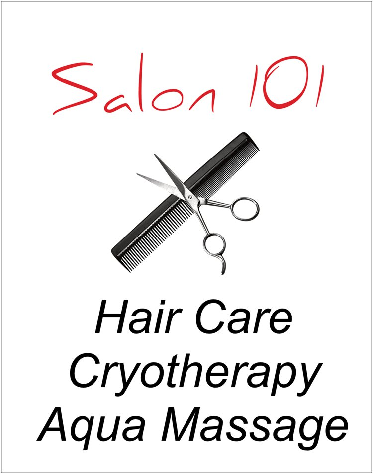Salon 101, Worcester MA