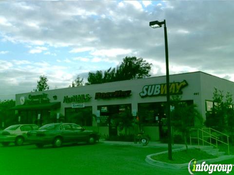 Subway, Nokomis FL