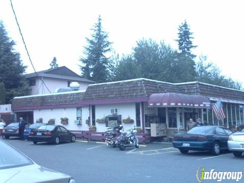 Huckleberry Square Restaurant, Burien WA