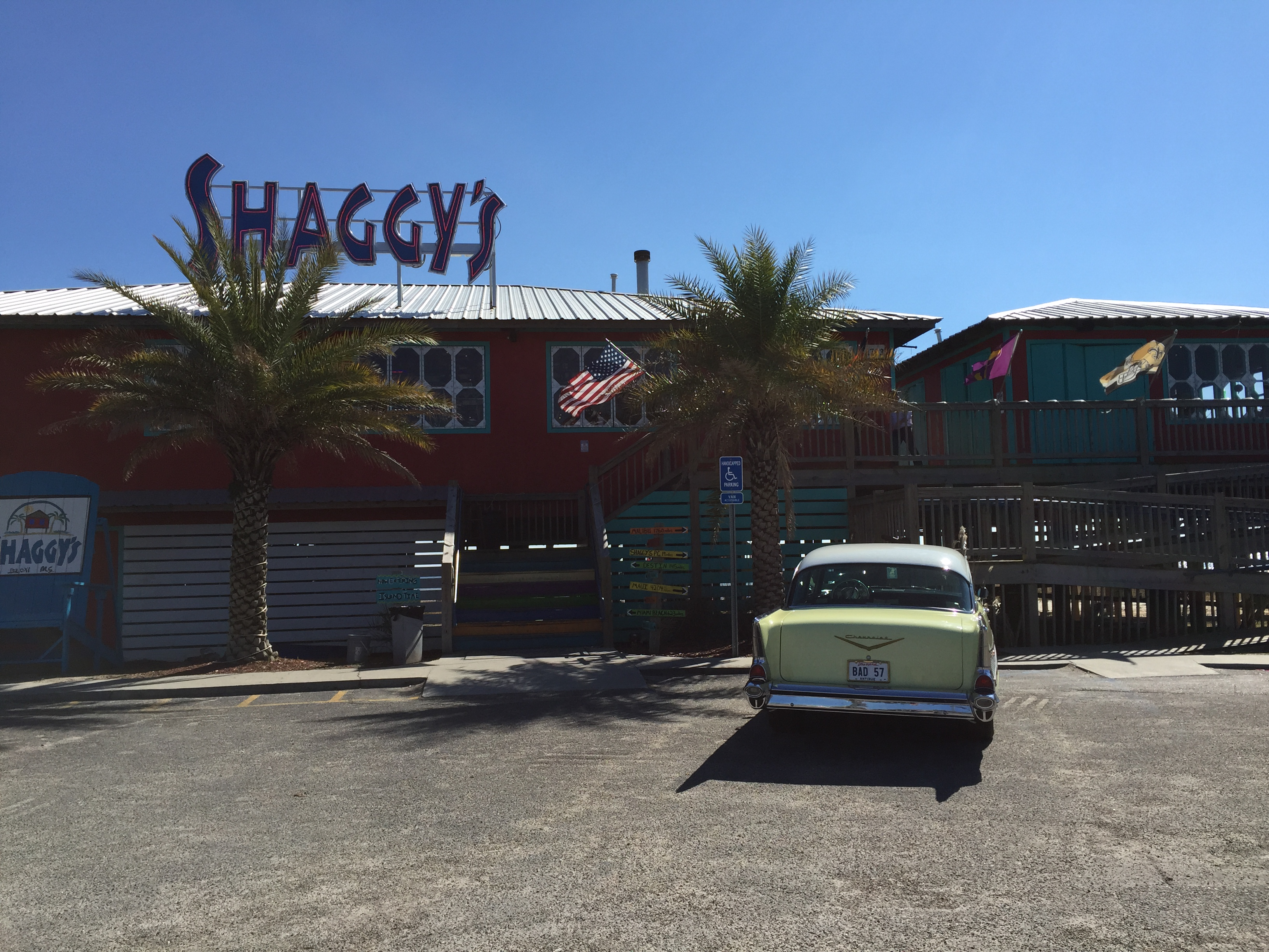 Shaggy's Biloxi Beach Bar And Grill, Biloxi MS