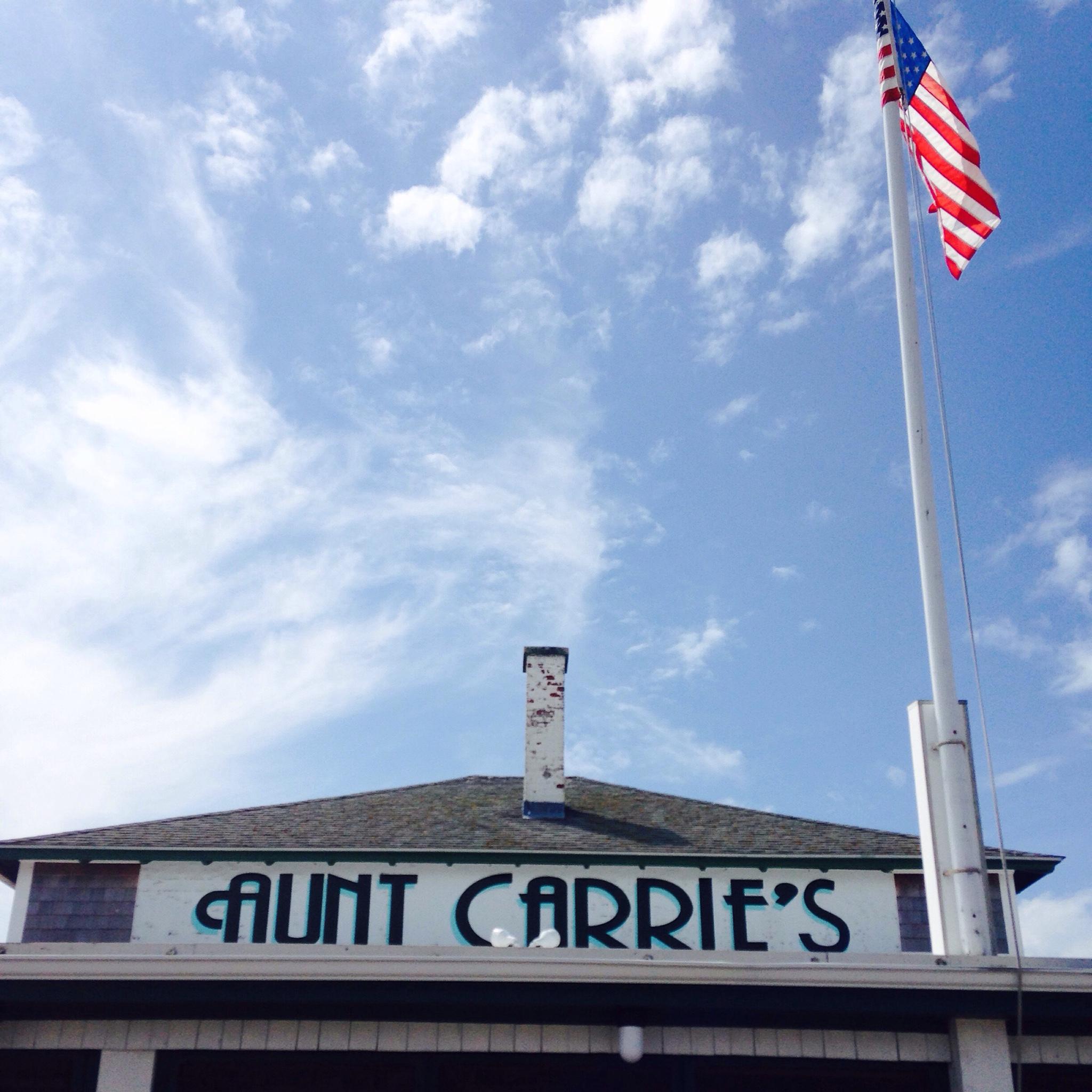 Aunt Carrie's Restaurant, Narragansett RI