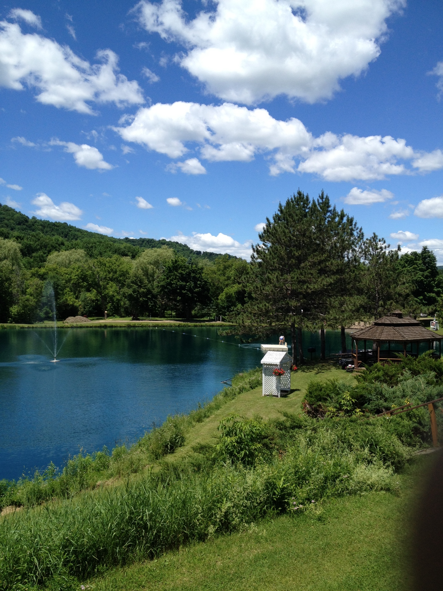 Lake Chalet Motel & Campground, Cassville NY