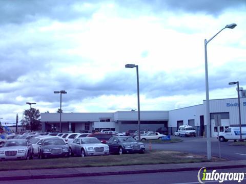 Roberson Motors, Salem OR