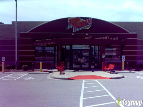 Red Robin Gourmet Burgers, Chesterfield MO