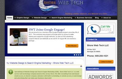 Shore Web Tech LLC - Barnegat, NJ