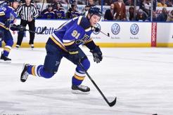 Tarasenko's Top Spots to Chill Off-Ice