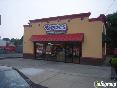 Popeyes Louisiana Kitchen, Jamaica NY