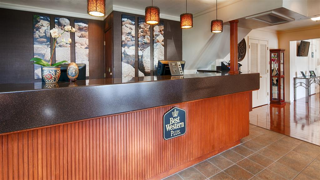 Best Western Plus Northwoods Inn, Crescent City CA