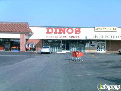 Dino's Italian Restaurant & Pizza, Westminster CA