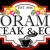 Corams Steak & Eggs