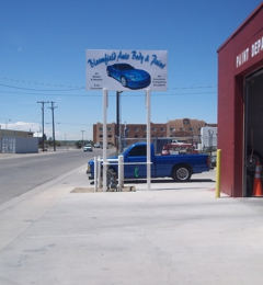 Bloomfield Auto Body - Bloomfield, NM
