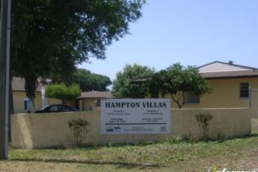 Hampton Villas Apartments