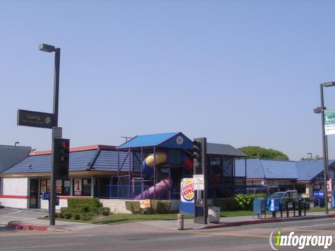 Burger King, South Gate CA