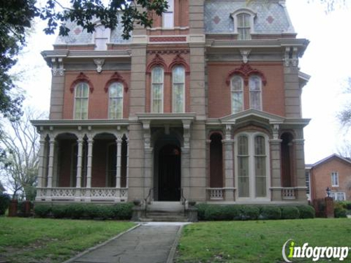 Woodruff-Fontaine House Museum - Memphis, TN