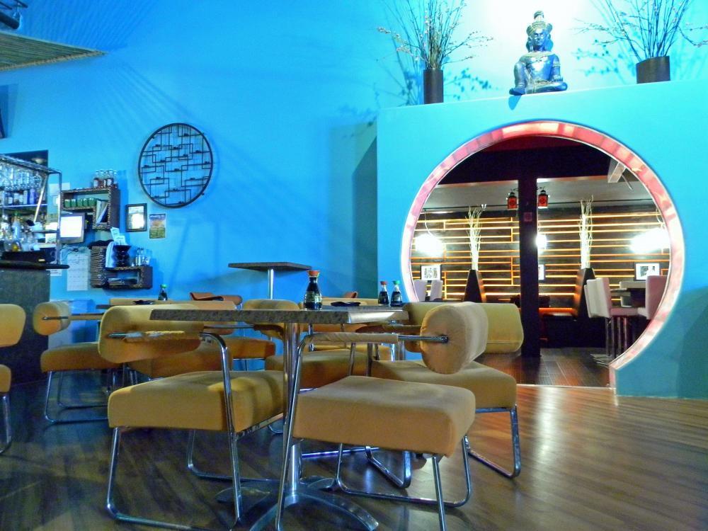Blue Buddha Sushi Lounge, Page AZ