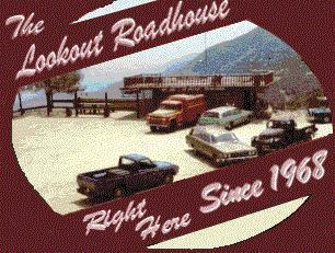 Lookout Roadhouse, Lake Elsinore CA