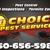 1st Choice Pest Services
