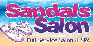 Sandals Salon, Naples FL