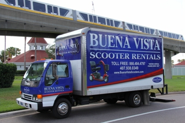 Buena Vista Scooter Rentals