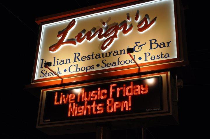 Luigi's, Fayetteville NC