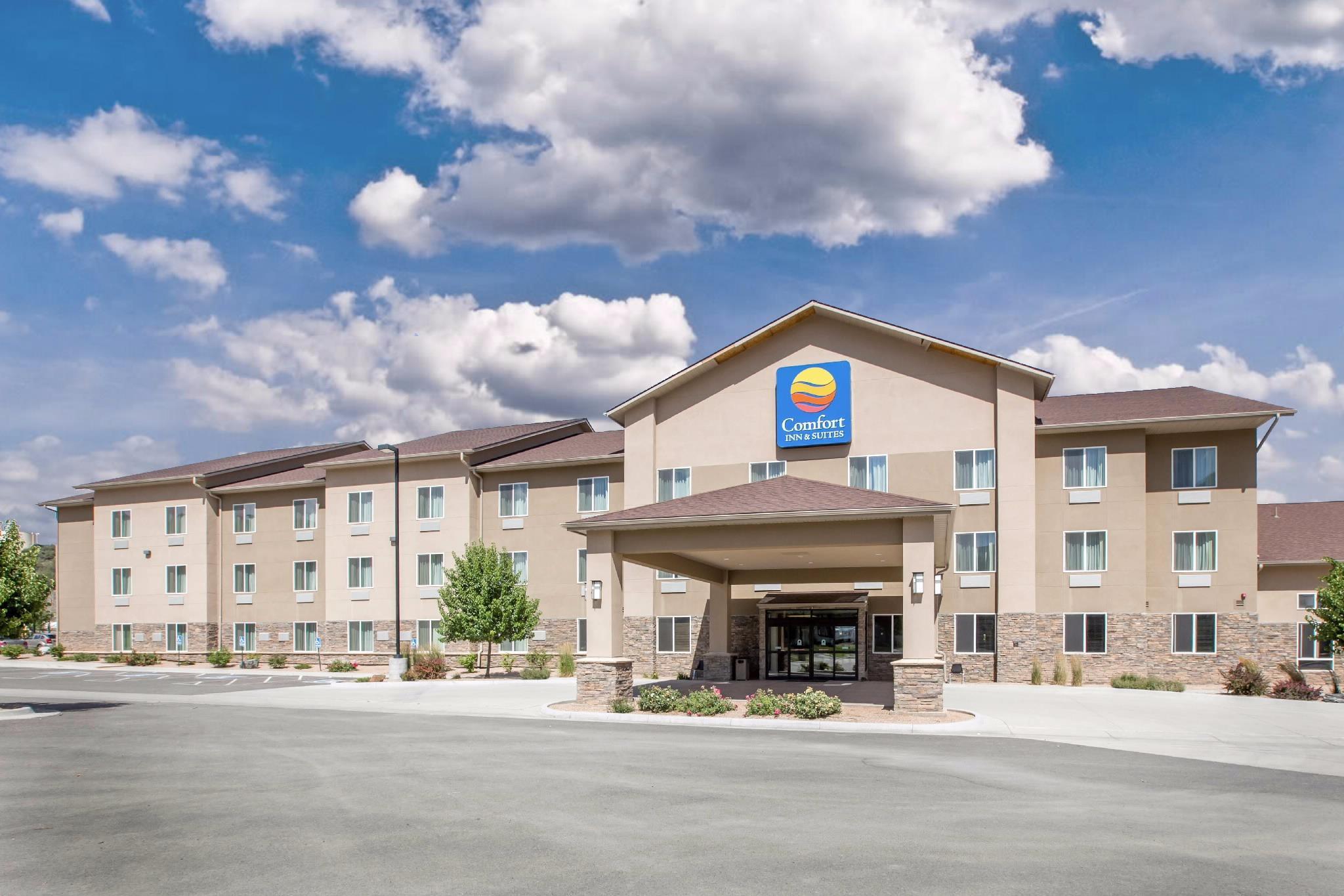 Comfort Inn & Suites, Parachute CO