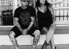 Heart & Soul Tattoo Studio - Oklahoma City, OK. Lisa And Boogyd owners