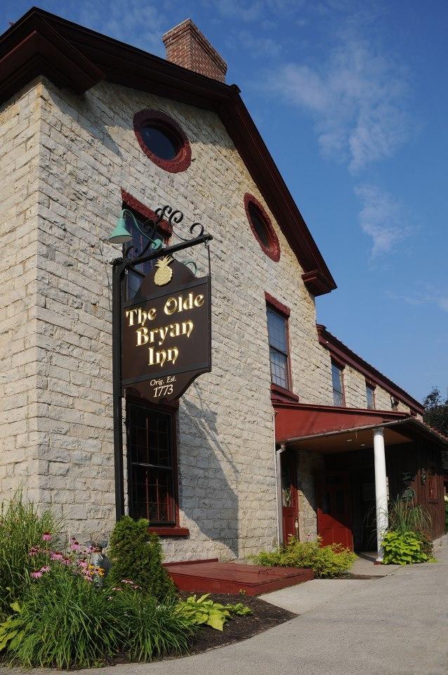 Olde Bryan Inn, Saratoga Springs NY