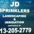 JD Sprinklers