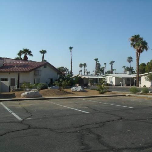 Caliente Springs Resort, Desert Hot Springs CA