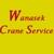 Wanasek Crane Service