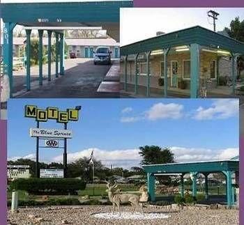 Blue Spruce Motel, Lamar CO