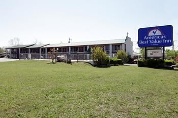 Americas Best Value Inn, Mountain View AR